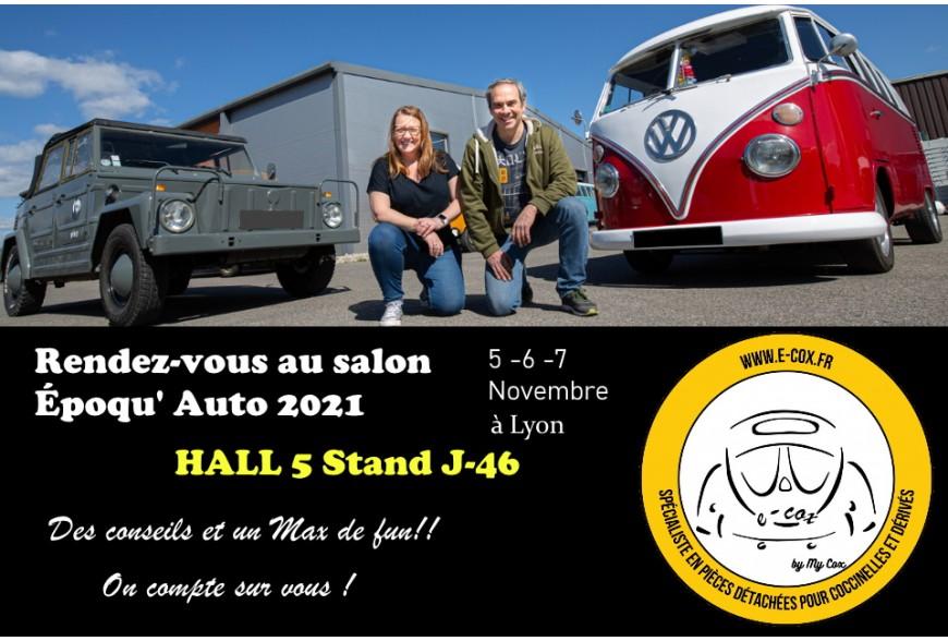 Salon Epoqu'Auto Lyon 2021